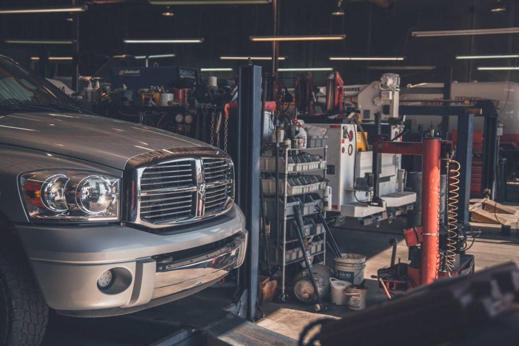 Fleet Manual Transmission Repairs